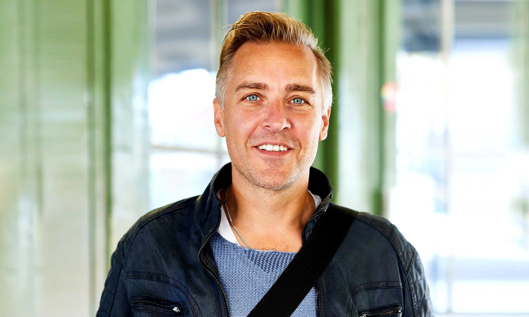 Tobias Röckl, Tour Guide Munich